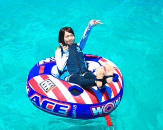 石垣島観光海で
