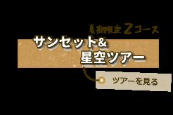 石垣島サンセット星空ツアー