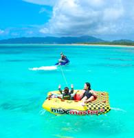 幻の島へ行く