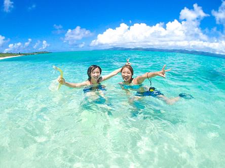 パナリ島へ行けるツアー