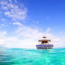 沖縄秘境幻の島